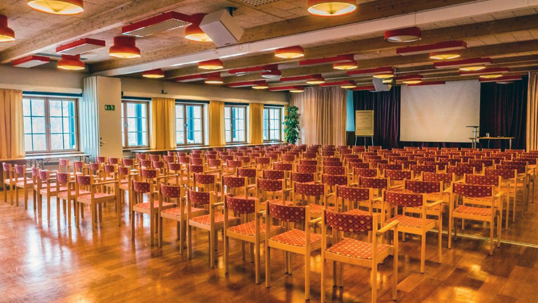 Konferens i Vemdalen